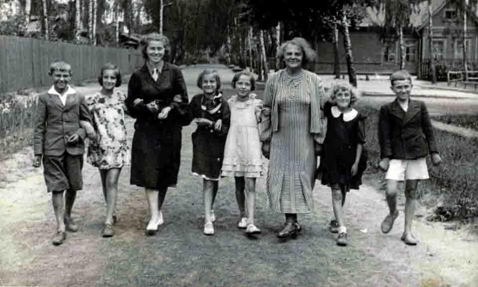 старые фото учеников