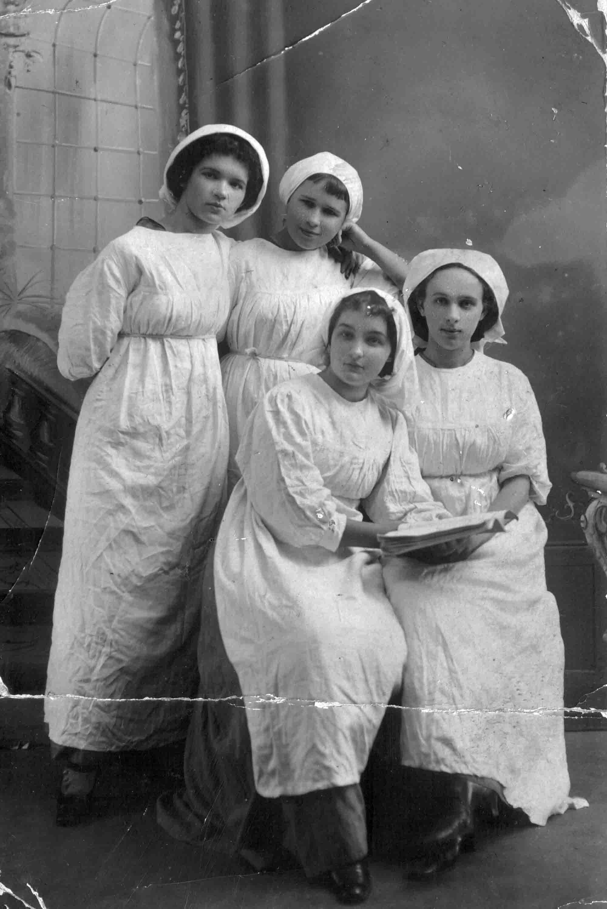 Фото старых медсестр 5 фотография